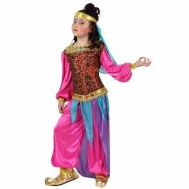 Arabische buikdanseres suheda verkleed carnavalskleding meisjes arnh