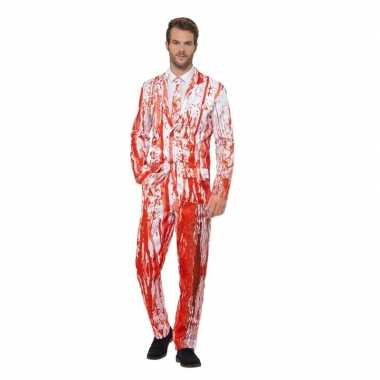 Bloederige smoking carnavalskleding heren arnhem