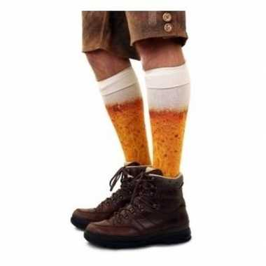 Carnavalskleding bier sokken maat heren arnhem