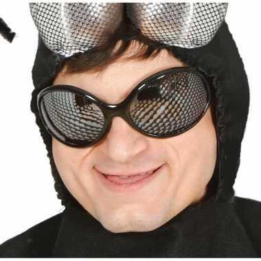 Carnavalskleding bril vliegen ogen arnhem