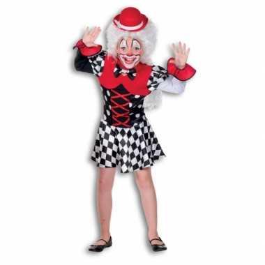 Carnavalskleding clowns jurkje meisjes arnhem
