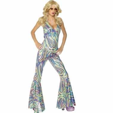 Carnavalskleding disco catsuit dames arnhem