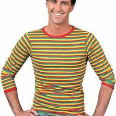 Carnavalskleding  Dorus shirt heren Arnhem