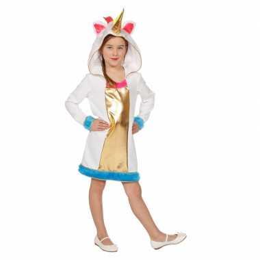 Carnavalskleding eenhoorn jurkje meisjes arnhem