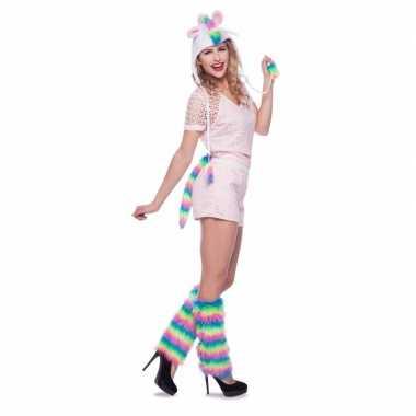 Carnavalskleding eenhoorn verkleedsetje arnhem