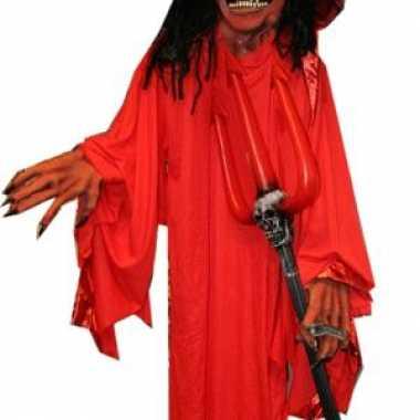 Carnavalskleding halloween decoratie pop duivel arnhem