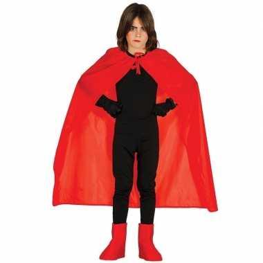 Carnavalskleding halloween rode halloween verkleedcape kinderen arnhe