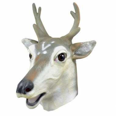 Carnavalskleding  Herten masker volwassenen Arnhem