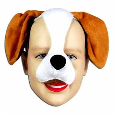 Carnavalskleding honden diadeem masker geluid arnhem
