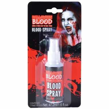 Carnavalskleding horror bloed spray ml arnhem