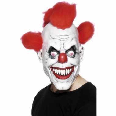 Carnavalskleding horror clownsmasker volwassenen arnhem