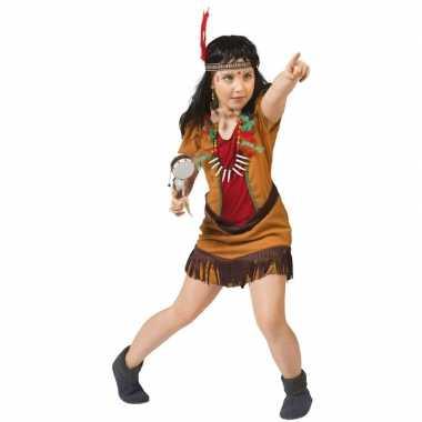 Carnavalskleding indianen verkleed jurkje meisjes arnhem