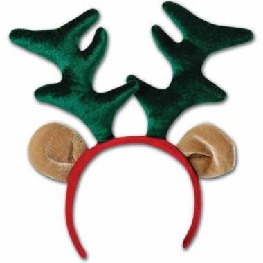 Carnavalskleding kerst diadeem rendier gewei arnhem