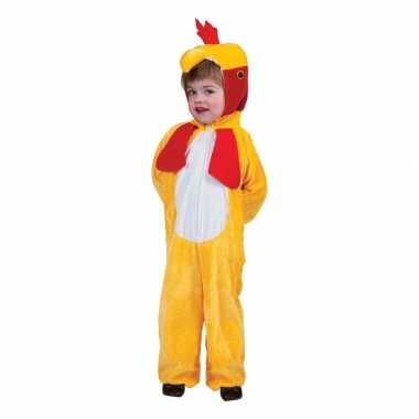 Carnavalskleding kip/haan onesie kinderen arnhem