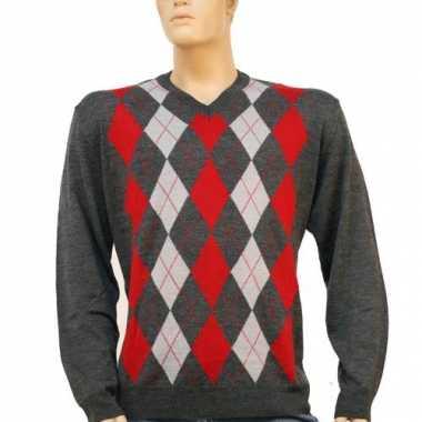 Carnavalskleding luxe heren pullover arnhem