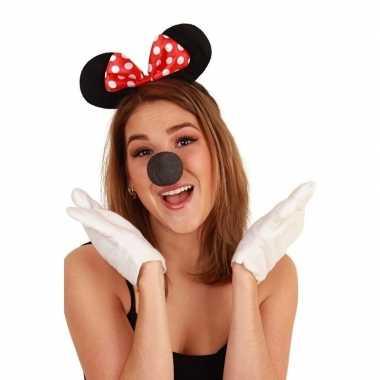 Carnavalskleding mini muis verkleedset dames arnhem
