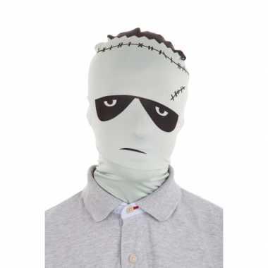 Carnavalskleding morphsuit masker frankenstein arnhem