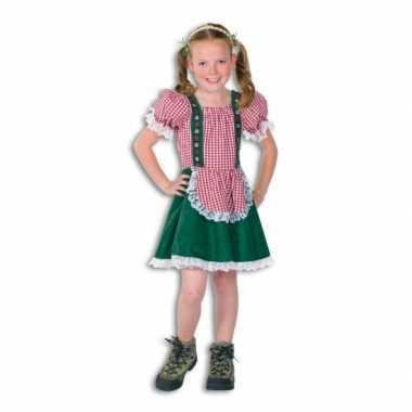 Carnavalskleding oktoberfest tiroler jurkje kinderen arnhem