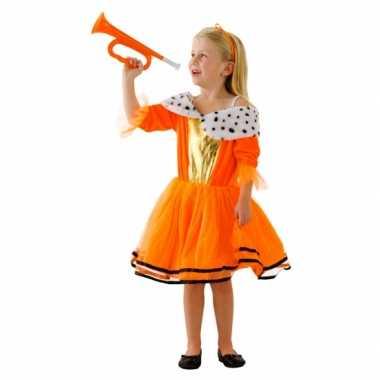 Carnavalskleding oranje koninginnen jurk meisjes arnhem
