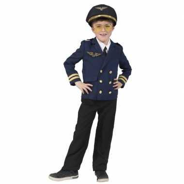 Carnavalskleding piloten verkleed jasje kinderen arnhem