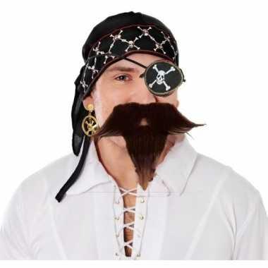 Carnavalskleding piraat accessoires verkleedset volwassenen arnhem