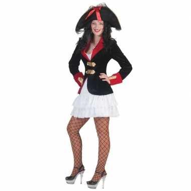 Carnavalskleding piraten jurkje colbert dames arnhem