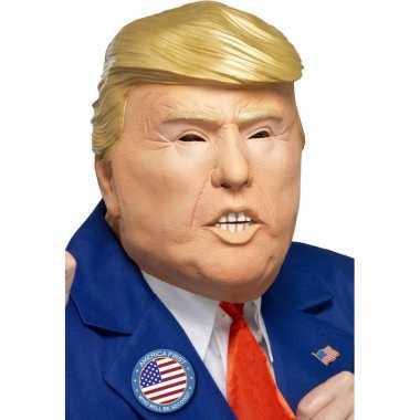 Carnavalskleding president trump masker arnhem