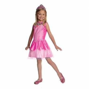 Carnavalskleding roze prinsesen jurkje meisjes arnhem