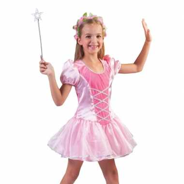 Carnavalskleding roze prinsessen verkleed jurkje meisjes arnhem