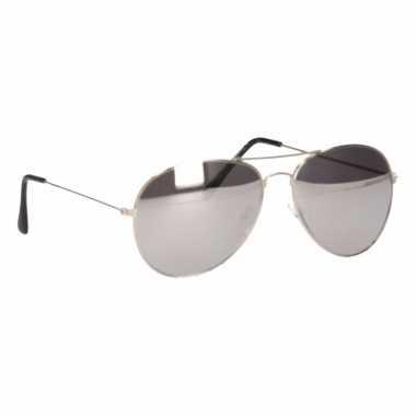 Carnavalskleding spiegel zonnebril piloten arnhem
