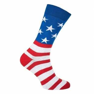 Carnavalskleding usa / amerika feest carnaval sokken volwassenen arnh