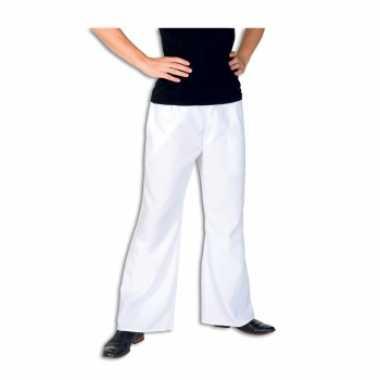 Carnavalskleding witte lange broek heren arnhem