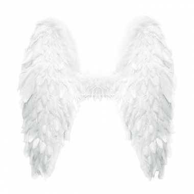 Carnavalskleding  Witte vleugels Arnhem
