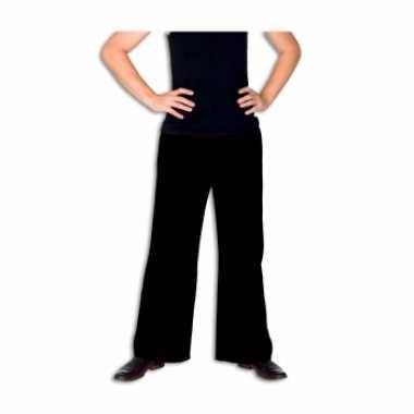 Carnavalskleding zwarte lange broek heren arnhem