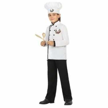 Chef kok verkleed carnavalskleding jongens arnhem