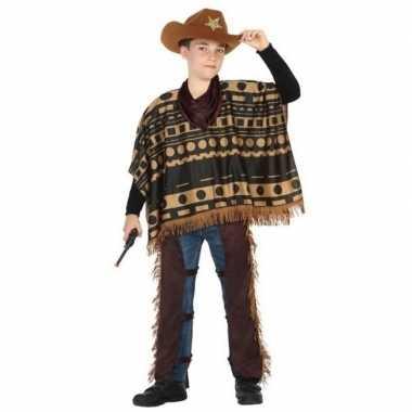 Cowboy/western carnavalskleding/verkleed carnavalskleding jongens ar