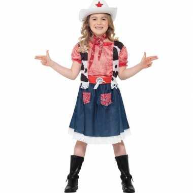 Cowgirl kinder carnavalskleding arnhem