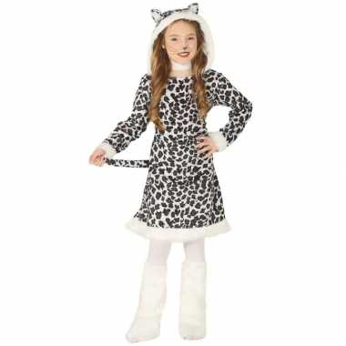 Dierencarnavalskleding luipaard verkleedjurkje meisjes arnhem