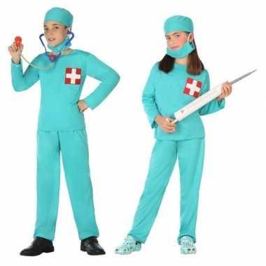 Dokter/chirurg verkleed carnavalskleding jongens meisjes arnhem