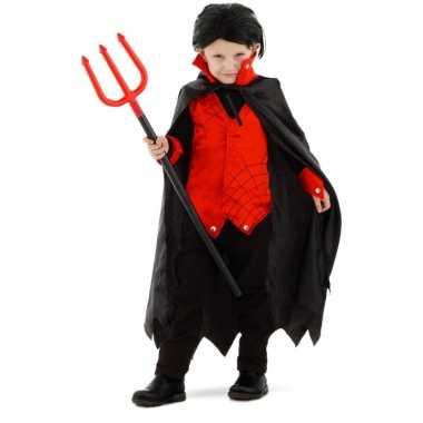 Dracula/vampier verkleed carnavalskleding cape kinderen arnhem