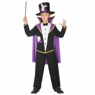 Goochelaar verkleed carnavalskleding/carnavalskleding kinderen arnhe