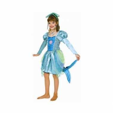 Groen zeemeermin carnavalskleding meisjes arnhem