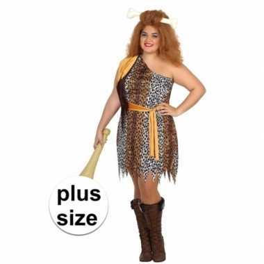 Carnavalskleding Dames Xl.Grote Maten Holbewoonster Carnavalskleding Dames Arnhem