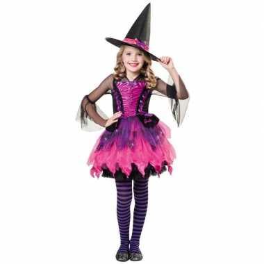 Halloween barbie heksen carnavalskleding meisjes arnhem