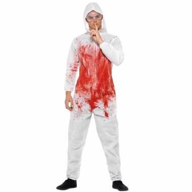 Halloween bloederige carnavalskledingl heren arnhem