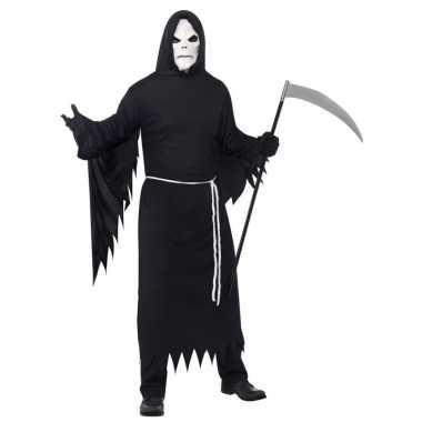Halloween carnavalskleding magere hein masker volwassenen arnhem