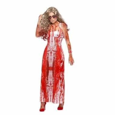 Halloween carrie carnavalskleding dames arnhem