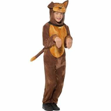 Hond onesie dierencarnavalskleding carnavalskleding kinderen arnhem