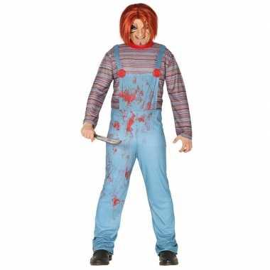 Horror pop chuck verkleed carnavalskleding heren arnhem