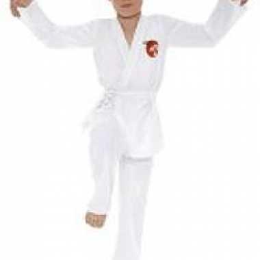 Karate kid carnavalskleding kinderen arnhem